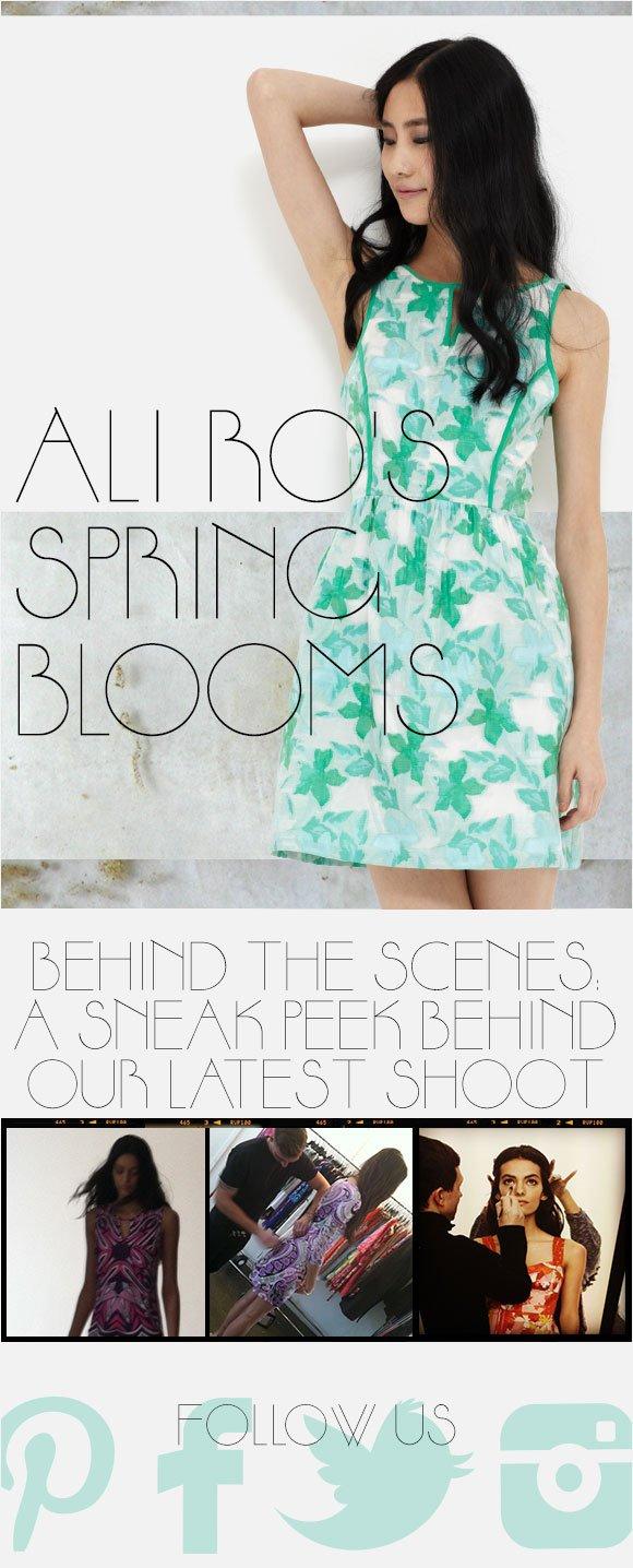 Ali Ro's Spring Bloom=