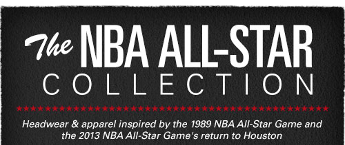 The NBA All-Star Collection