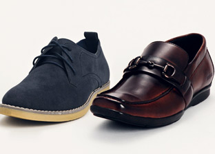 Style Watch: Men's Dress Shoes