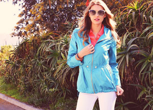 Spring Outerwear featuring Ivanka Trump