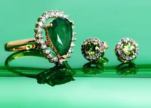 Shop the Trend: Shades of Green