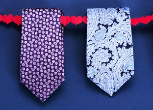 Zegna Ties. Made in Italy