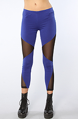 The Paneled Legging