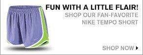 Women's Nike Tempo Shorts