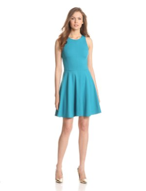 Rebecca Taylor <br/> Ponte Pleated Dress