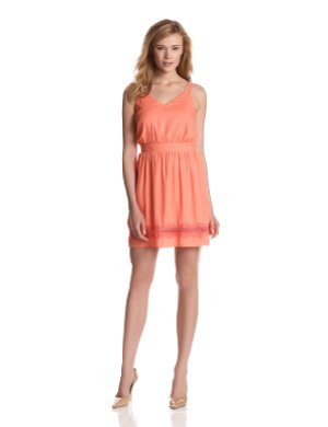 BCBGeneration<br/>  Lace Inset Dress