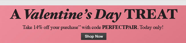 A Valentine's Day Treat
