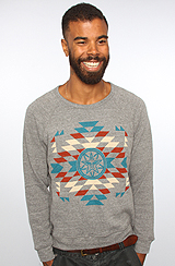 The Native Nations Sweatshirt in Grey