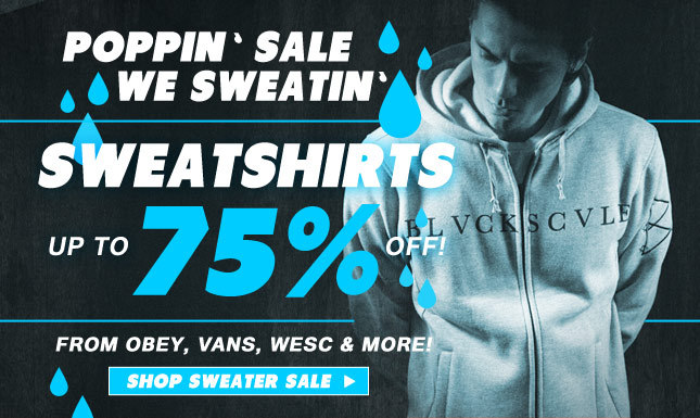 Up to 75% Off Sweatshirts on KL! Shop Now