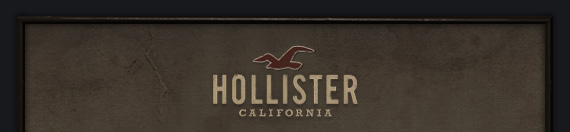 HOLLISTER | CALIFORNIA