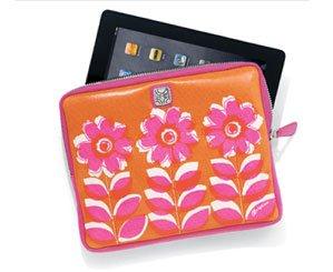 Poppy Crush iPad Case