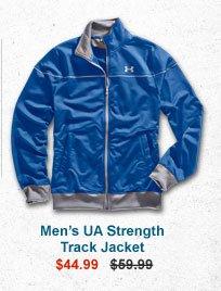 MEN'S UA STRENGTH JACKET - $44.99