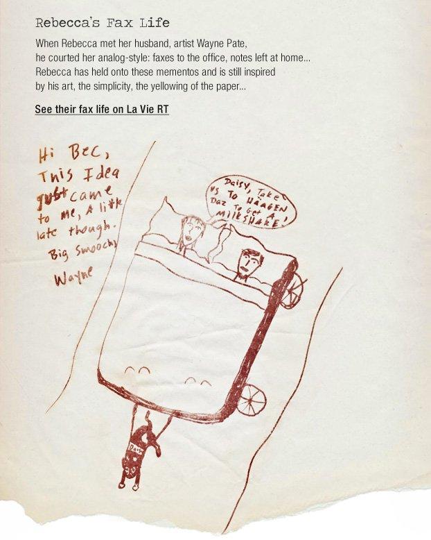 Rebecca's Fax Life