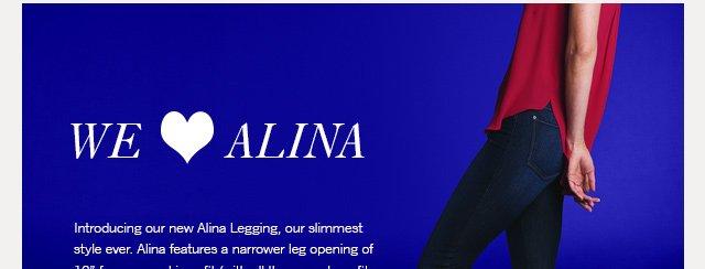 We <3 Alina