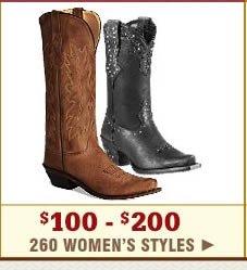 women 100-200