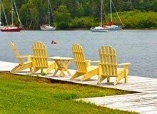 Make the Porch Cozy Seating & Décor Essentials