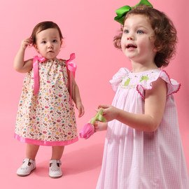 Classic Spring: Kids' Easter Apparel