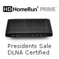 Presidents Sale DLNA Certified
