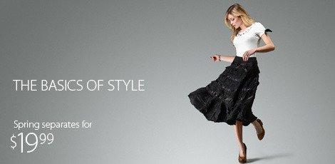The basics of Style