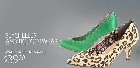 Seychelles & BC footwear