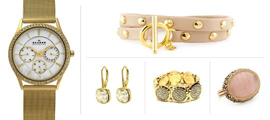 The Jewelry Box: Baubles & Watches by Price