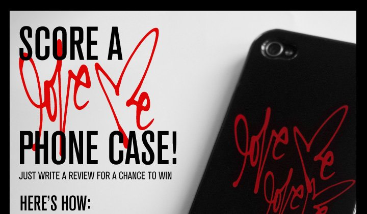 scode a Love Me mobile case!