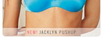 New! Jacklyn Pushup