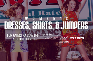 Women's Dresses, Skirts, & Jumpers