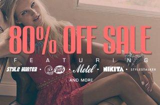 90% Off Sale
