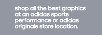 shop all the best graphics at an adidas sports performance or adidas originals location