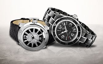 Time to Shine: Diamond Watches- Visit Event