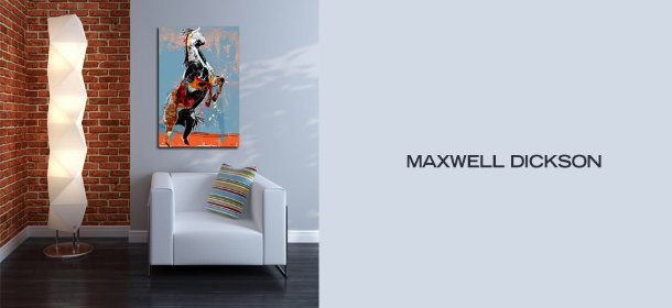 MAXWELL DICKSON, Event Ends February 19, 9:00 AM PT >