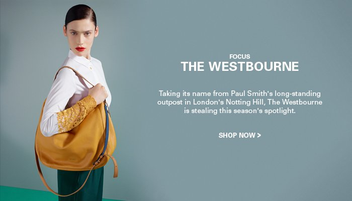 The Westbourne Bag - Shop Now