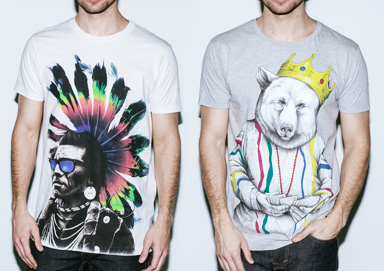 Shop Original Graphic Art Tees by ROOK