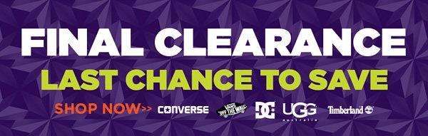 Journeys Final Clearance.  Shop Now!