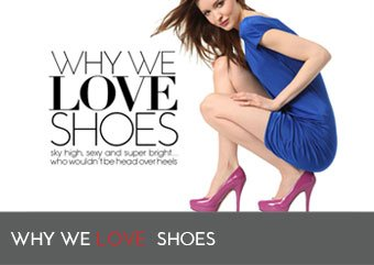 Why we love shoes