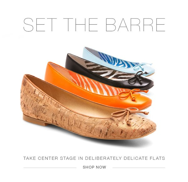 Set the Barre