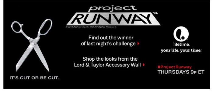 Project Runway Find out the winner of last night's challenge