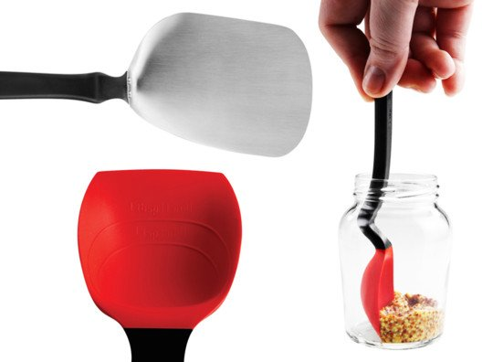 What do you do with your spoon and/or spatula while you're cooking?