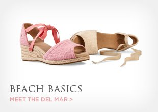 BEACH BASICS - Meet the Del Mar >