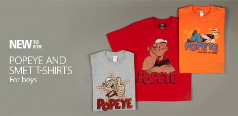Popeye and more