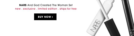 ($105 Value), $59. Exclusive to Sephora, this set includes a sleek eye palette featuring six shimmery shadows, a mini eye shadow base, and a brush. new . exclusive . limited edition . ships for free. NARS And God Created The Woman Set