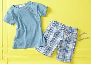 Boys' Spring Styles: Shorts, Shirts & More
