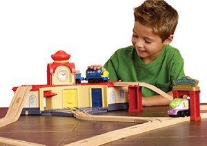 Trains, Tracks & Automobiles