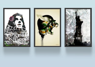 Shop For Your Walls: Framed Fine Art