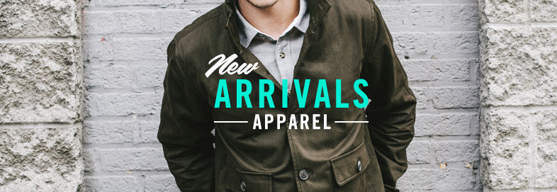 Shop Fresh Picks: New Arrival Apparel