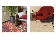 Jaipur Flat-Weave Rugs & Decorative Pillows