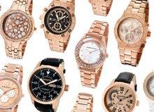 Spotlight On Women's & Men's Rose Gold Watches
