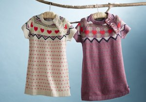 For the Girls: Sweaters, Skirts & More