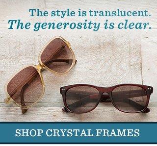 Shop Crystal Frames